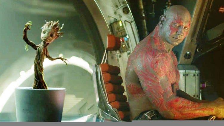 Babay Groot vs Drax