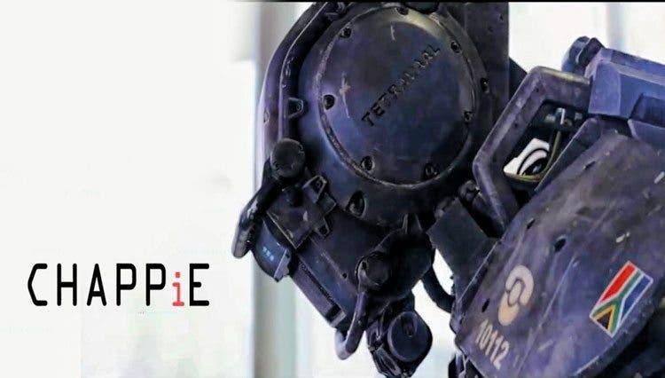 Chappie (Neill Blomkamp, 2015)