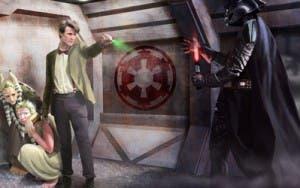 dr who Darth Vader