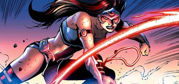 Fury DC Comics