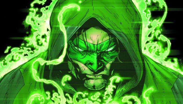 Nuevo look Linterna Verde