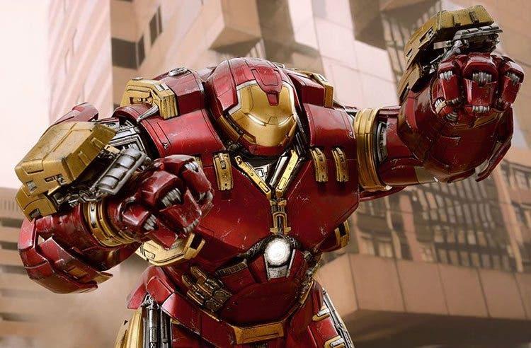 Hulkbluster en Los Vengadores: La era de Ultron