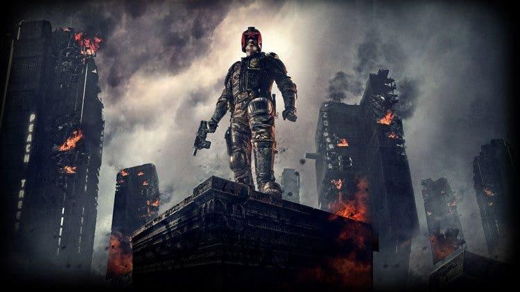 La serie Judge Dredd: Mega-City One