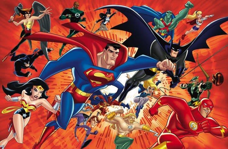 DC Comics 2020
