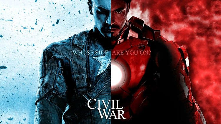 Capitan América: Civil War