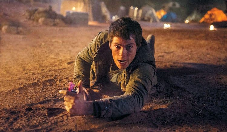 El corredor del laberinto: Las pruebas Maze Runner: The Scorch Trials