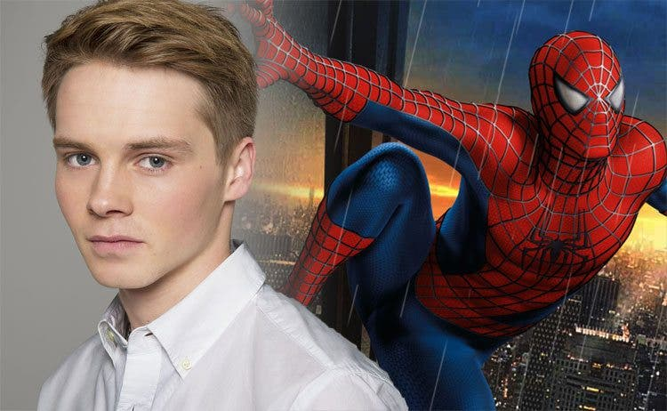 Sam Strike podría ser Spider-man