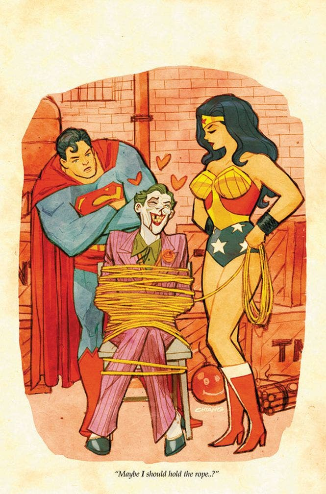 superman wonder 18
