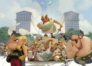 Asterix La residencia de los Dioses