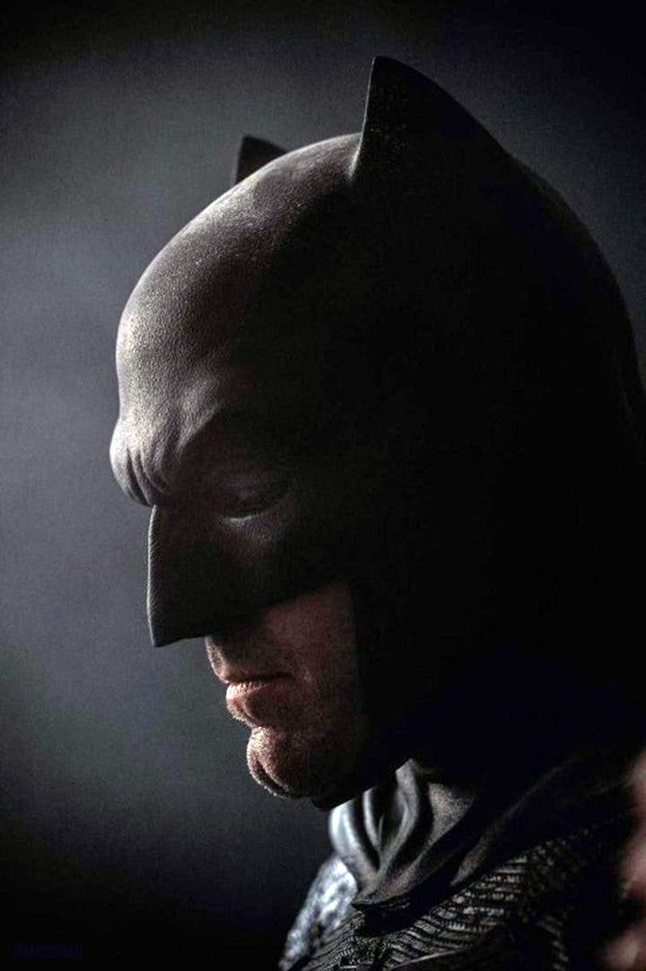 Ben Affleck Batman 2016