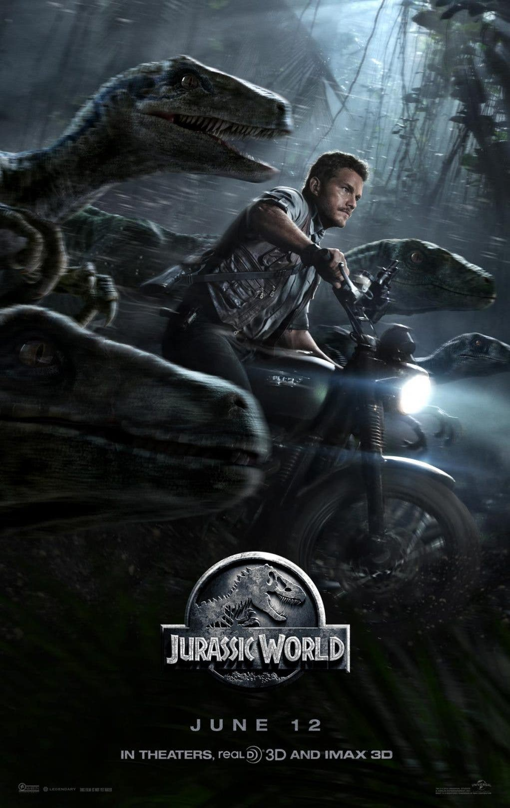 Chris Pratt Jurasicc World
