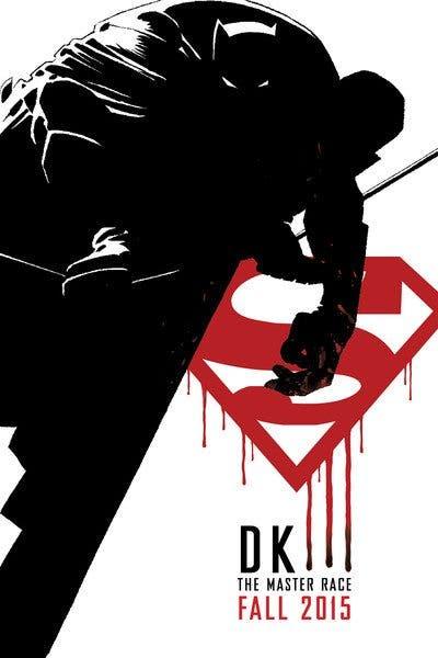 The Dark Knight III The Master Race