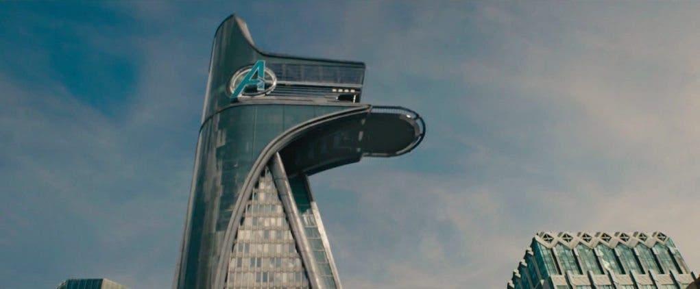Torre de los vengadores La era de Ultron