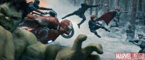 Fotograma de 'Vengadores. La era de Ultrón'