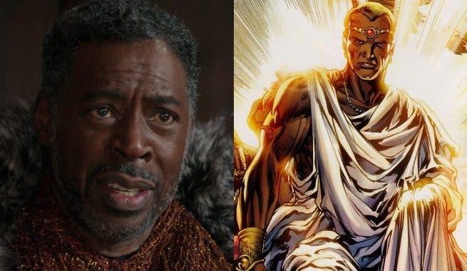 Ernie Hudson podría ser el rey tchaka en Black Panther