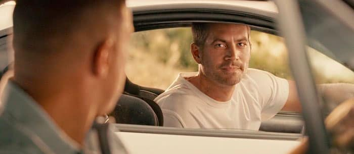 fast and furious7 Paul Walker final scene