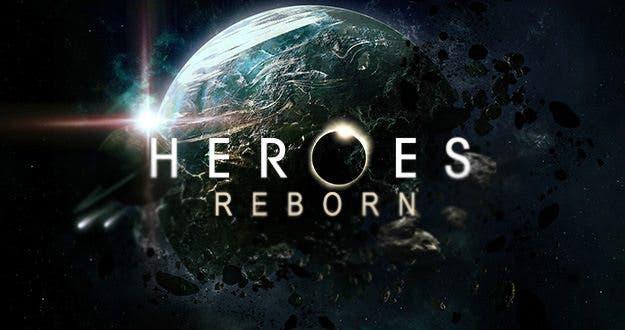 Heroes: Reborn Marca