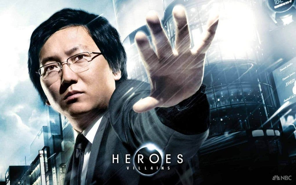 hiro nakamura regresará en Heroes Reborn