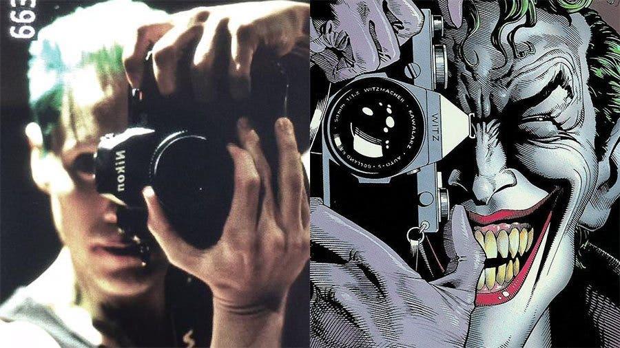 Jared Leto como Joker La broma asesina