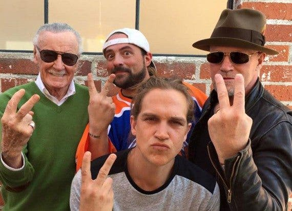 Mallrats Stan Lee