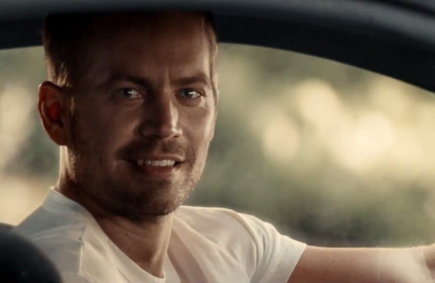 paul walker fast 7 lo más visto de Youtube