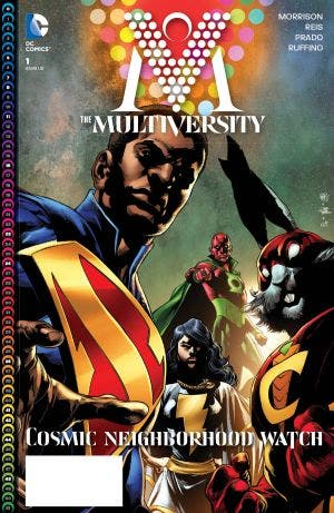 portada multiverso DC