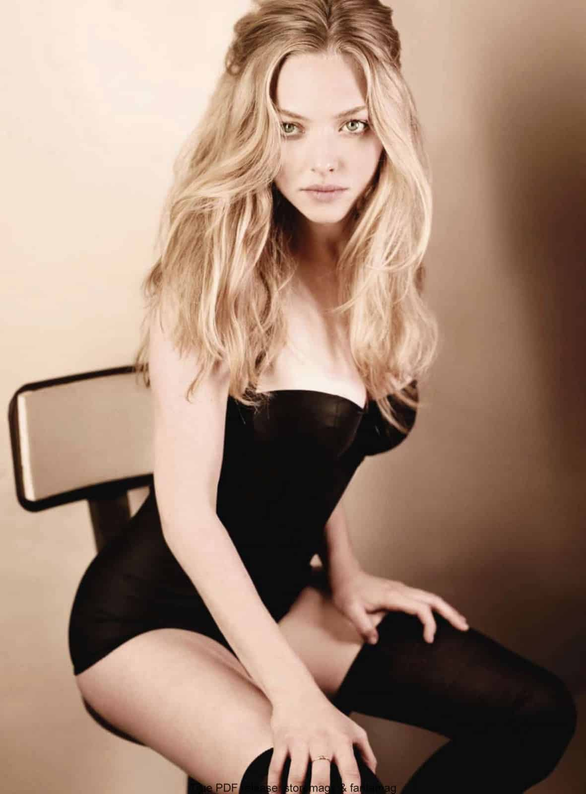 Sexy pictures of amanda seyfried