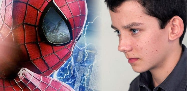 Asa Butterfield - Spider-Man