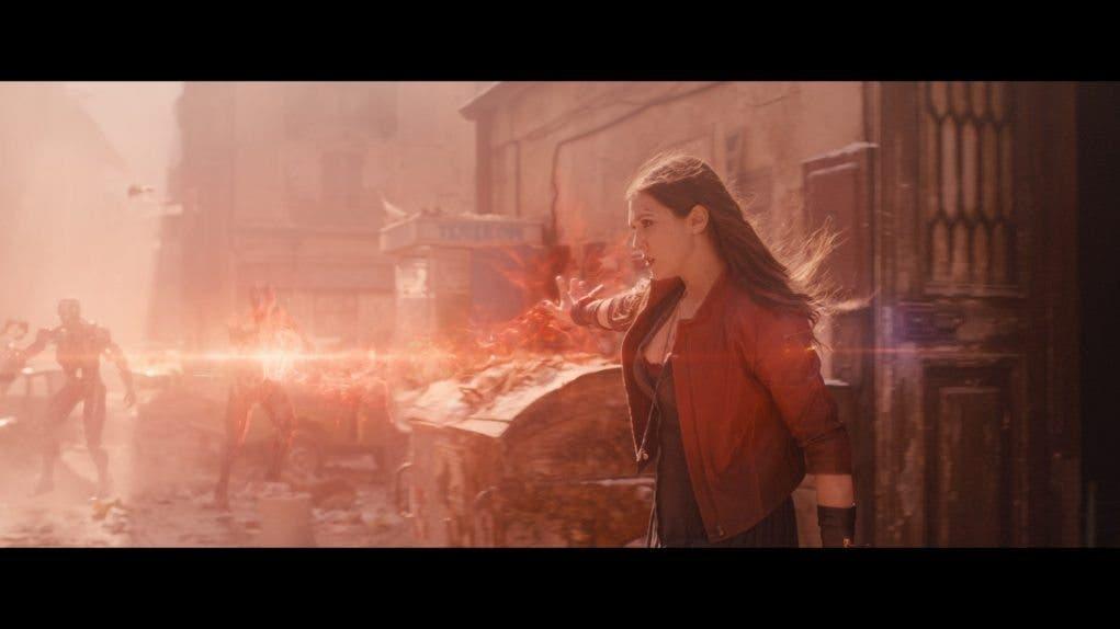 Vengadores la era de Ultrón