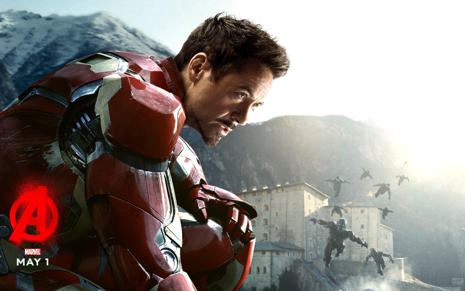 Iron Man Vengadores La era de Ultron