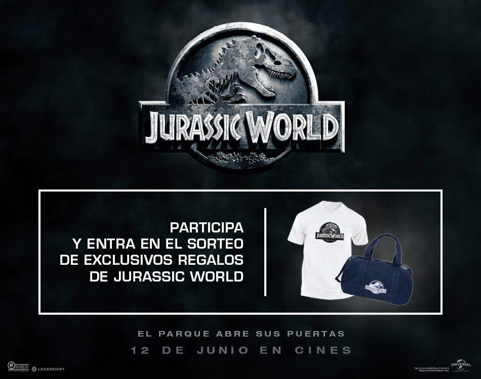 Gana premios de Jurassic World