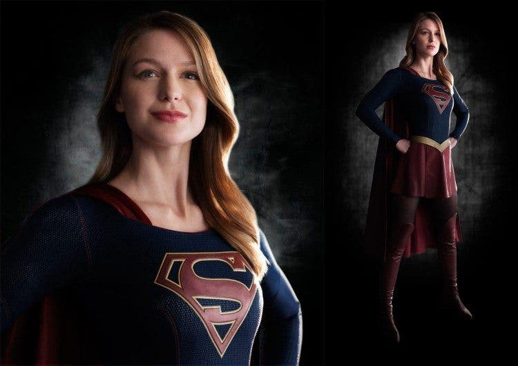 Supergirl Comic Con de San Diego