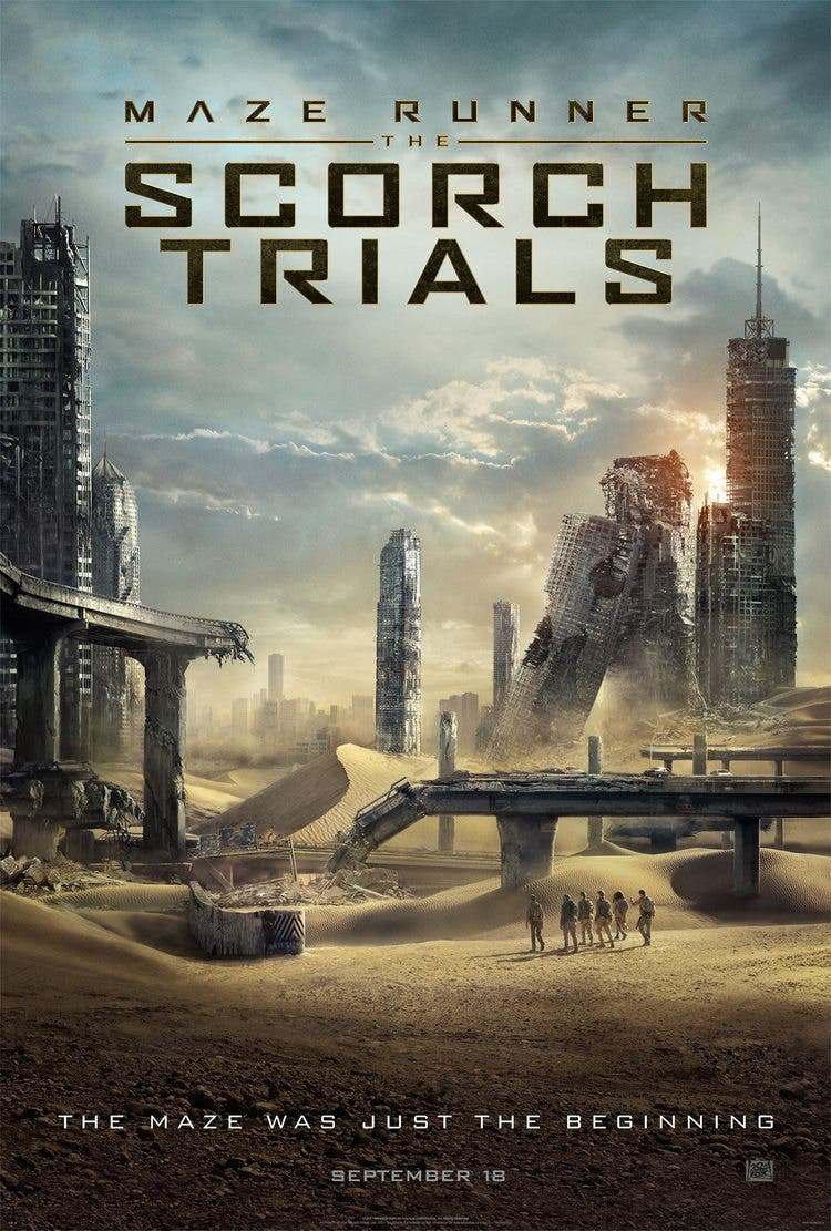 Maze runner 2 Maze Runner: The Scorch Trials