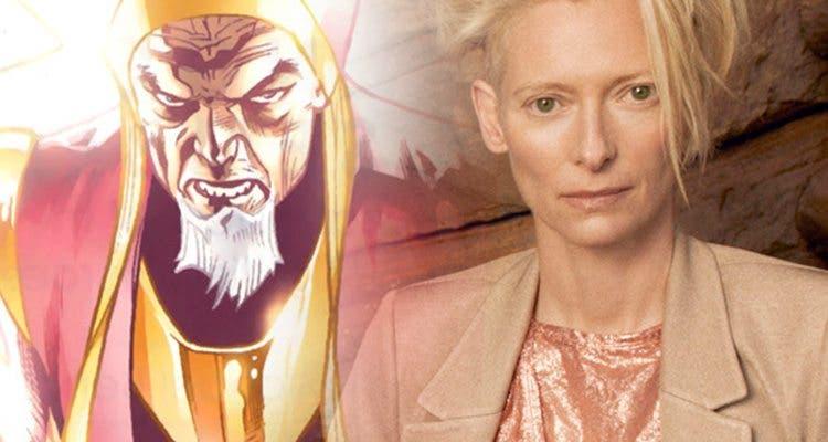 Tilda Swinton nuevo fichaje para Doctor Strange