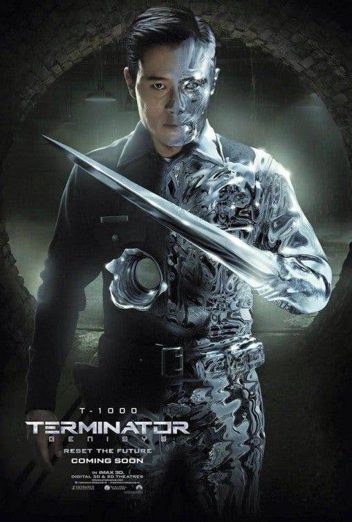 terminator Genésis T 1000