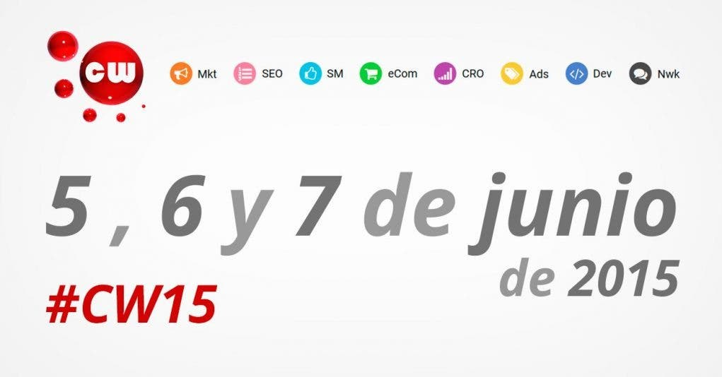 Congreso Web 2015