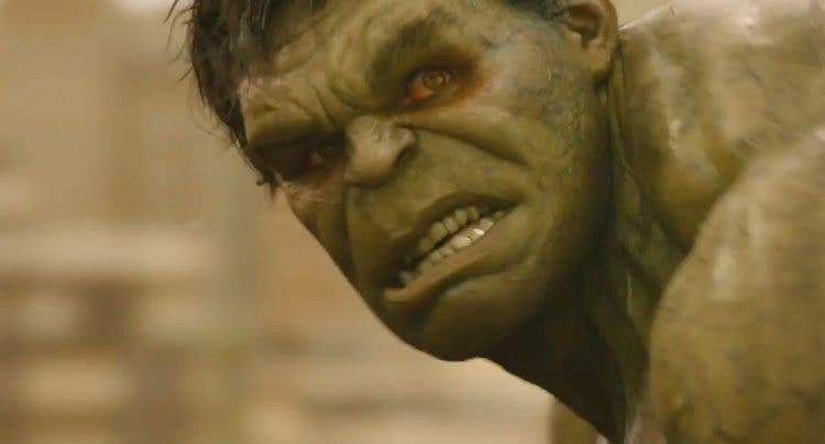 Hulk en Vengadores: La era de Ultrón (2015)