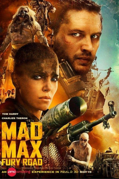 mad max fury road imax