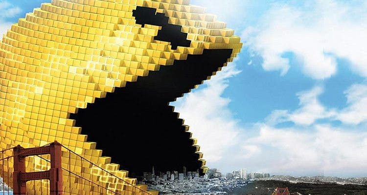 PAC-MAN en Pixels