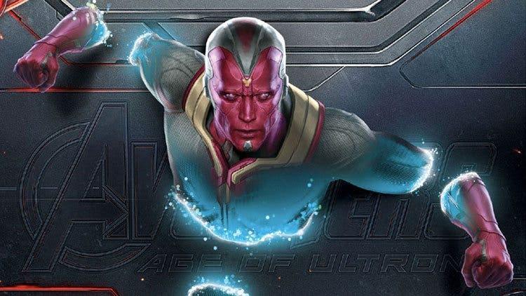 Visión Vengadores 2