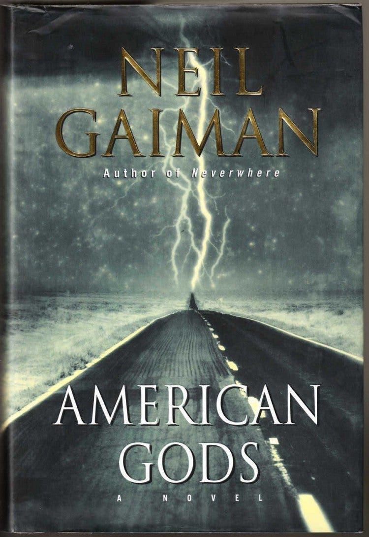 american gods novela