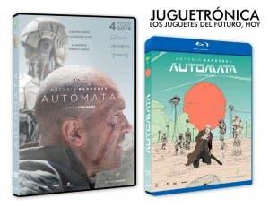 Automata-DVD-Bluray