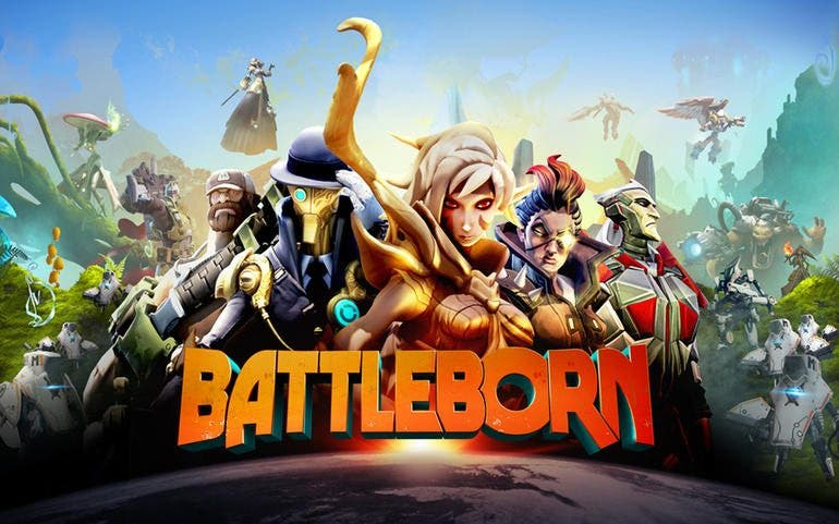 Gameplay de Battleborn
