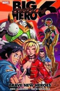 'Big Hero 6', de Steven T. Seagle
