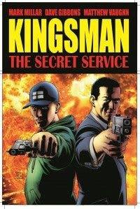 'The Secret Service', de Mark Millar