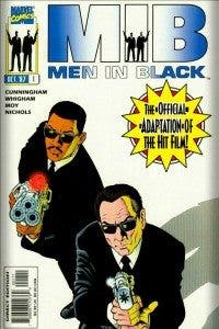 'Men in Black', de Lowell Cunningham