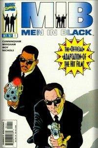 'Men in Black', de Lowell Cunningham