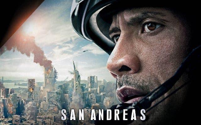 San Andreas película