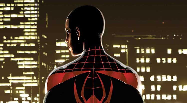Sony podría hacer una película de Spider-Man con Miles Morales