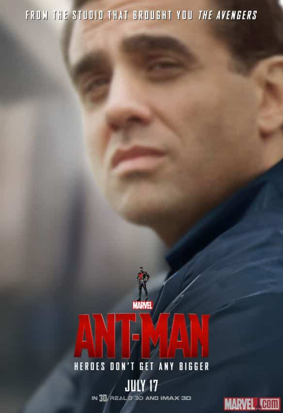 Poster Paxton Ant-man